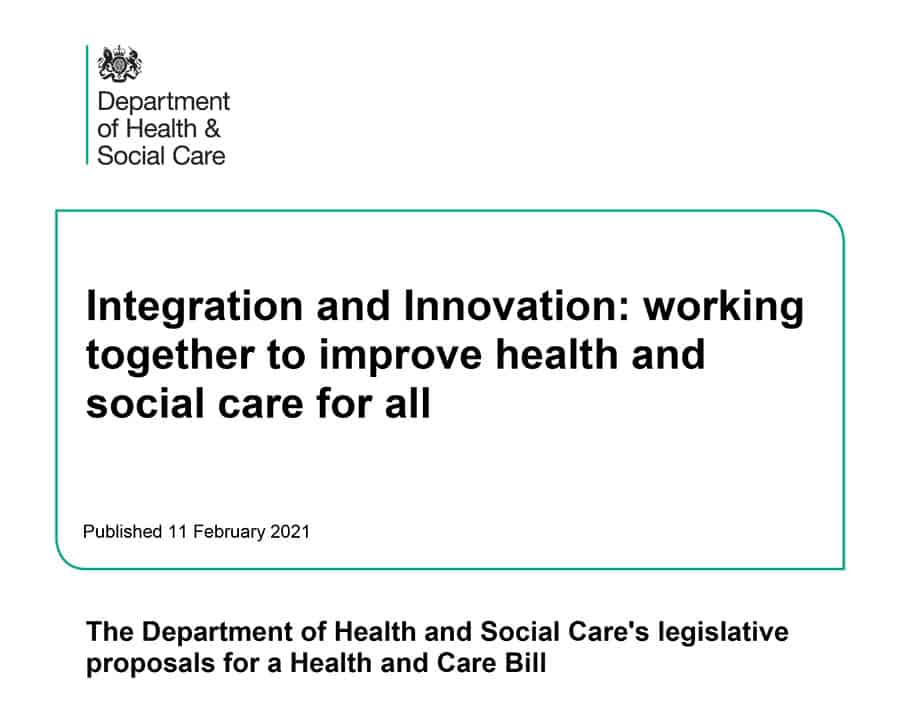 Integrated care whitepaper image