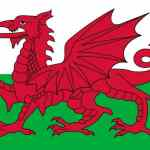 Wales flag image