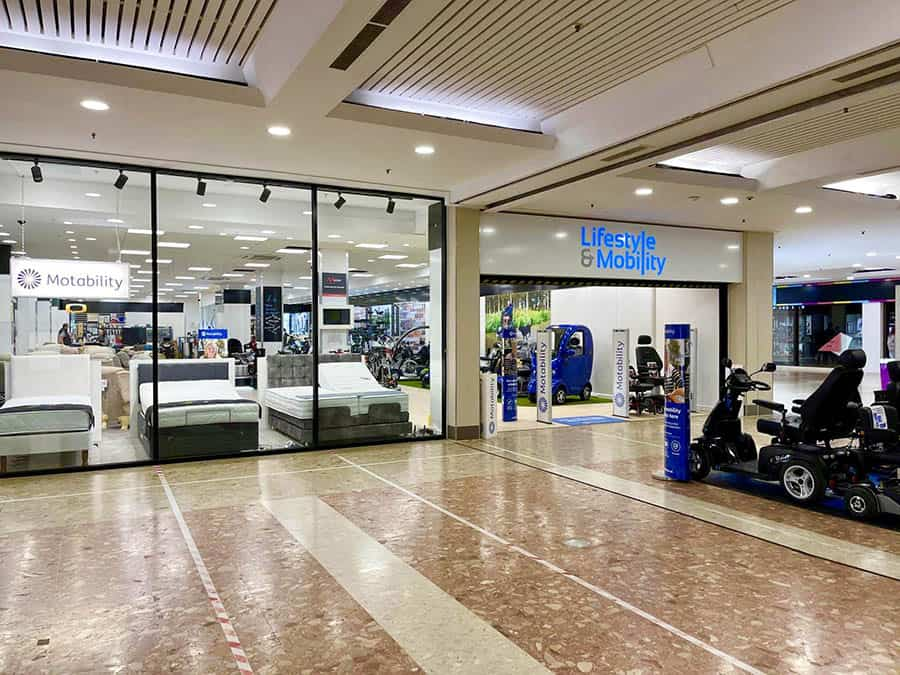 Lifestyle & Mobility store image