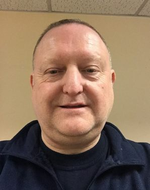 Acting Manager of the Joint Loan Equipment Service for Falkirk Council Brian Stewart image