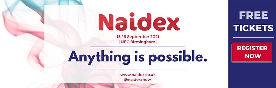 Naidex image