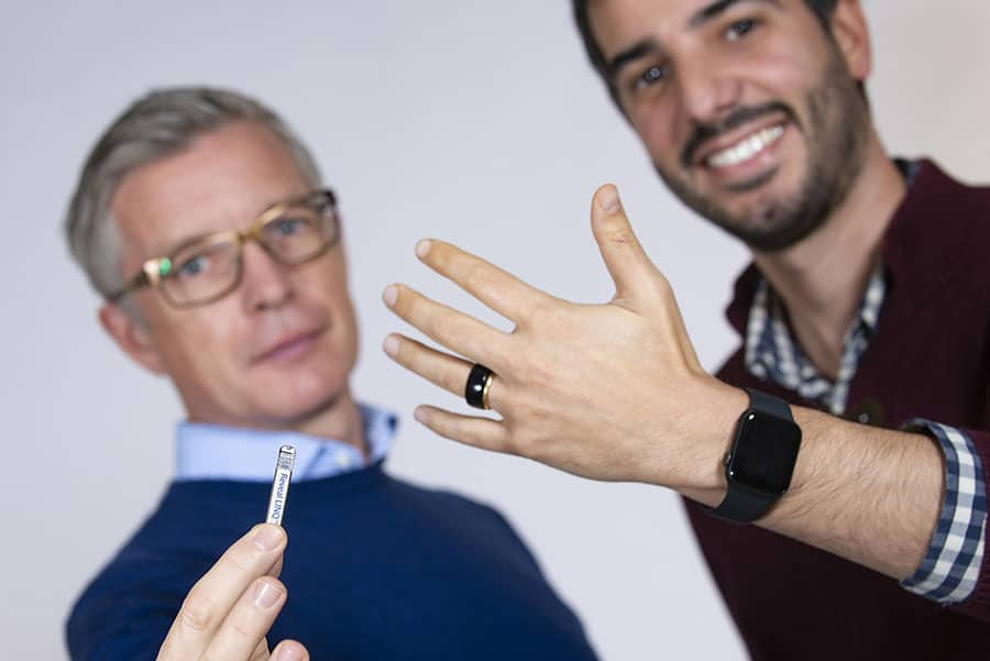A project at Oxford University Hospitals NHS Foundation Trust to test how effective smart devices are at detecting heart rhythm problems image