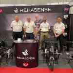 Latest product launches from mobility equipment supplier are a hit at Naidex 2021
