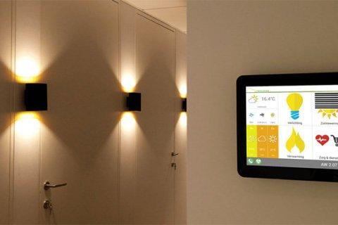 IPBuilding smart home image