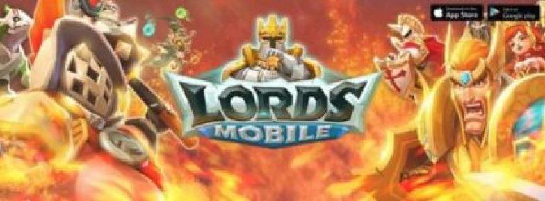 Atualização Lords Mobile
