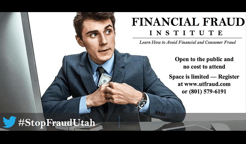 Financial Fraud Institute - St. George UT