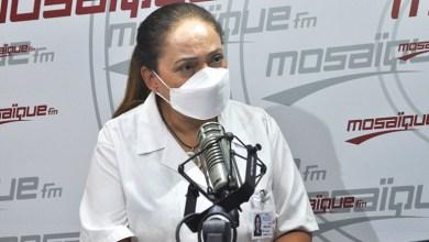نصاف بن علية تتحدث عن الوضع الوبائي