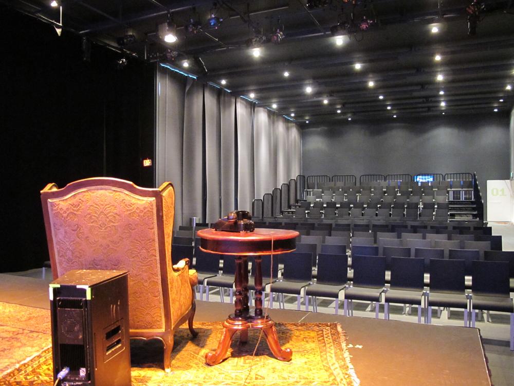 Studio Theatre In The Wyly Theatre ATTPAC