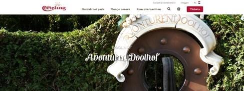 Efteling Avonturen Doolhof