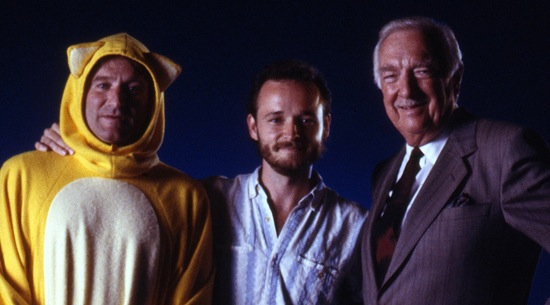 Back to Neverland Walter Cronkie Robin Williams