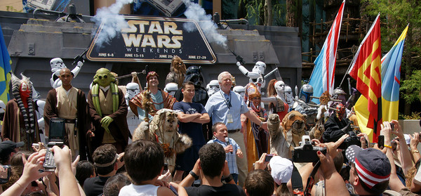 star wars weekends to