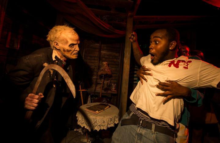 universal studios orlando halloween horror nights reviews
