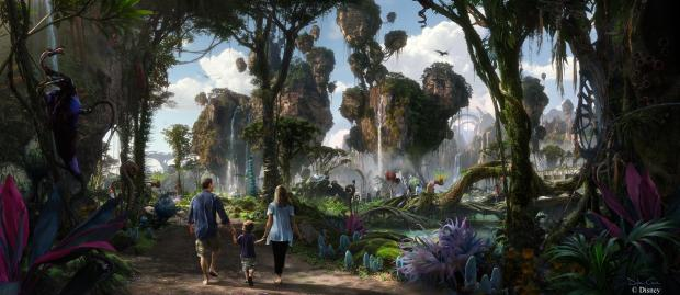 AVATAR-Inspired Land Coming to Disney's Animal Kingdom