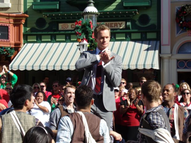 Disney Parks Christmas Day Parade neil patrick harris