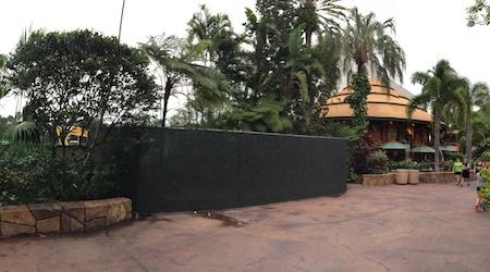 thunder falls jurassic park
