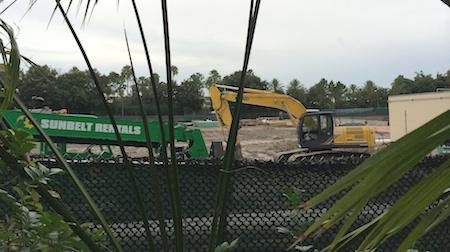 king kong rumored construction