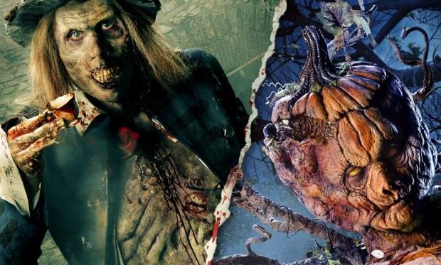 Universal Halloween Horror Nights 24 ScFy Face Off