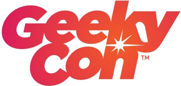 GeekyCon logo