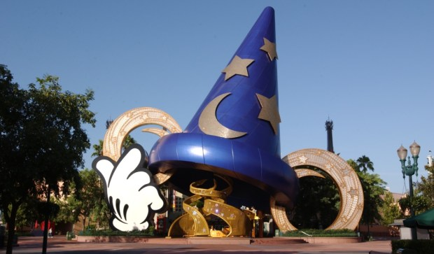 Disney's Hollywood Studios Sorcerer's Hat
