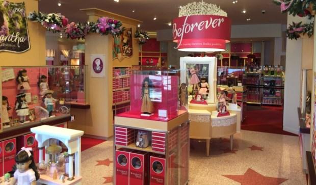 American Girl store Orlando