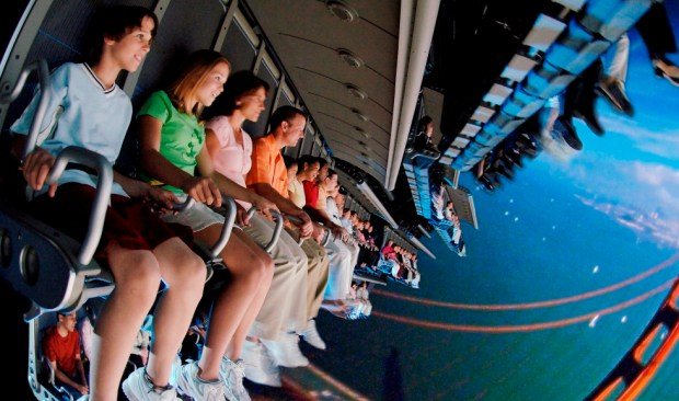 Soarin' Epcot Walt Disney World