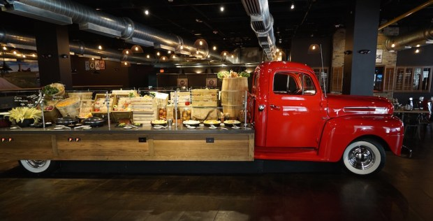 American q truck