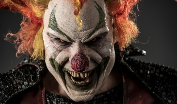 Jack the Clown Halloween Horror Nights 25 Universal Orlando