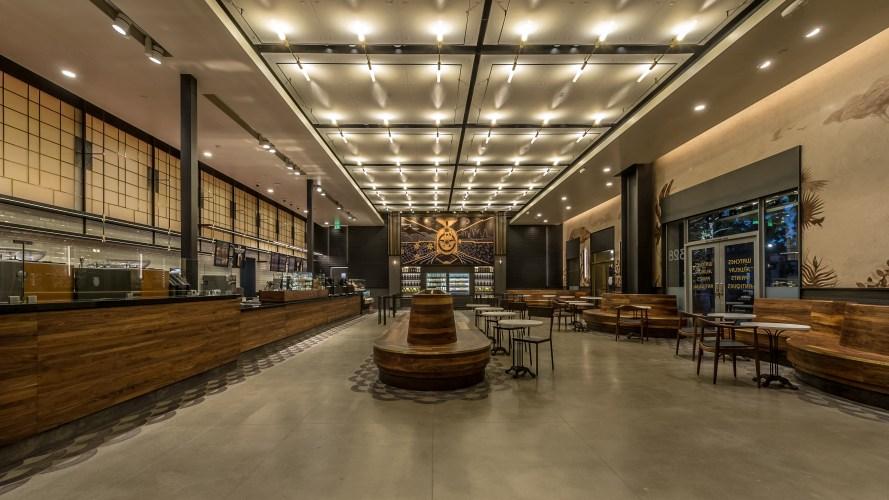 Starbucks Universal Studios Hollywood