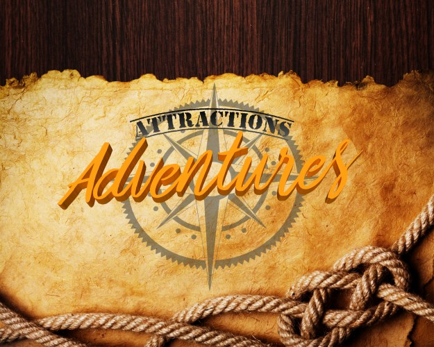 attractions adventures logo