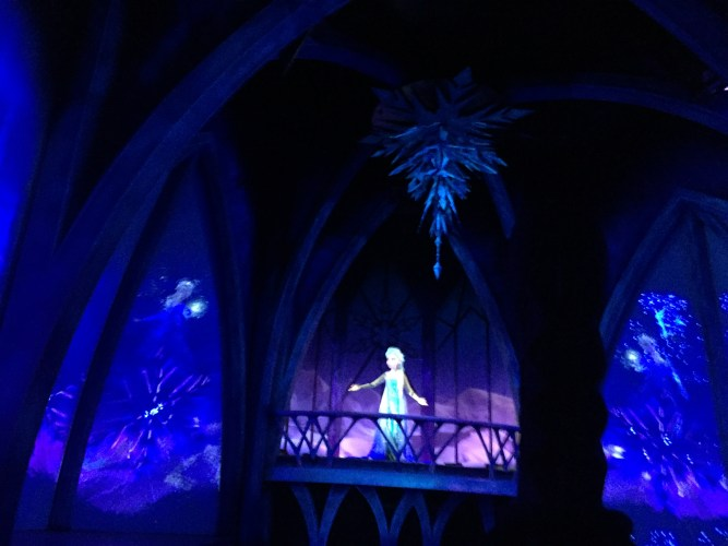 Frozen Ever After POV