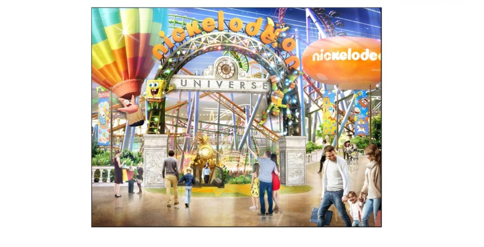 American Dream Nickelodeon Universe
