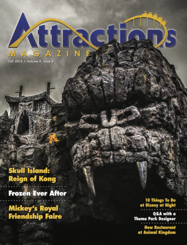 Fall 29=016 cover featuring Skull Island King Kong