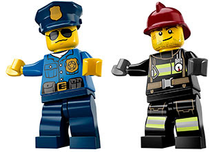 Legoland Florida First Responders
