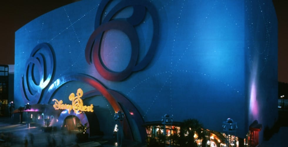 DisneyQuest closing