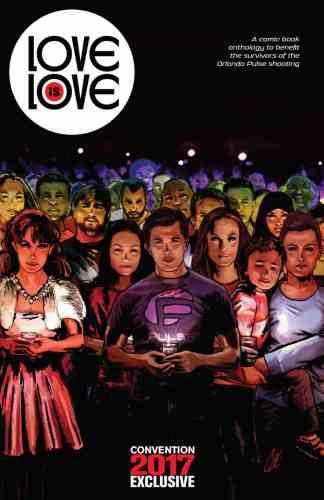 Megacon Love is Love Pulse Nightclub