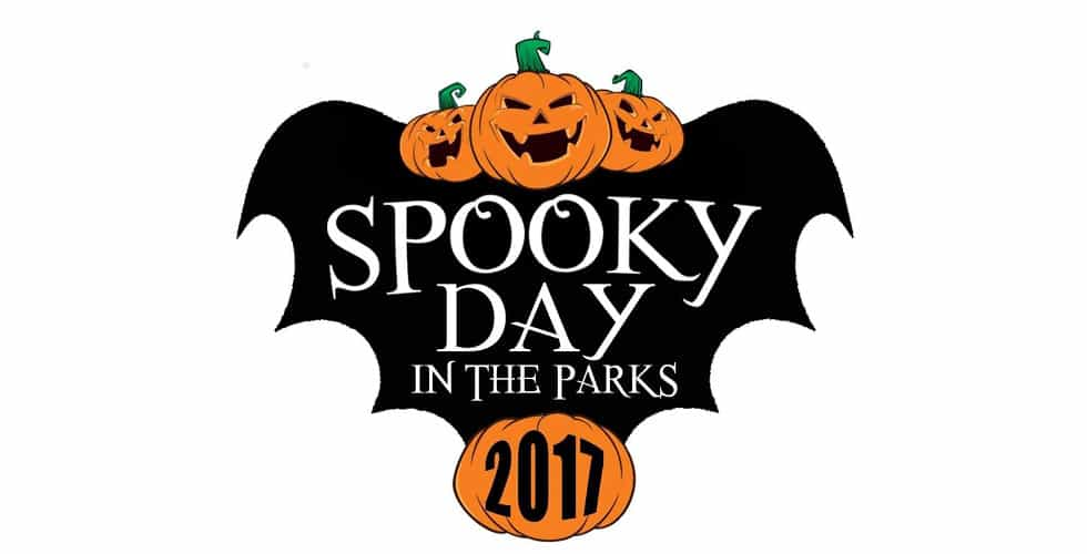 Spooky Day in the Parks