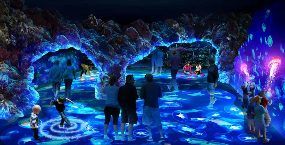 Spooky Fall Wallpaper National Geographic Encounter Ocean Odyssey Attraction