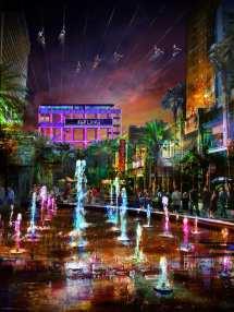 Fly Linq Zipline Coming Las Vegas Strip Year