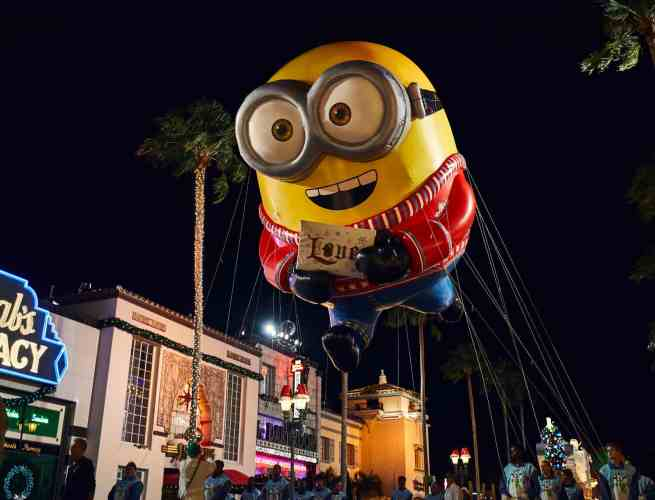 2018 Universal Orlando Holiday