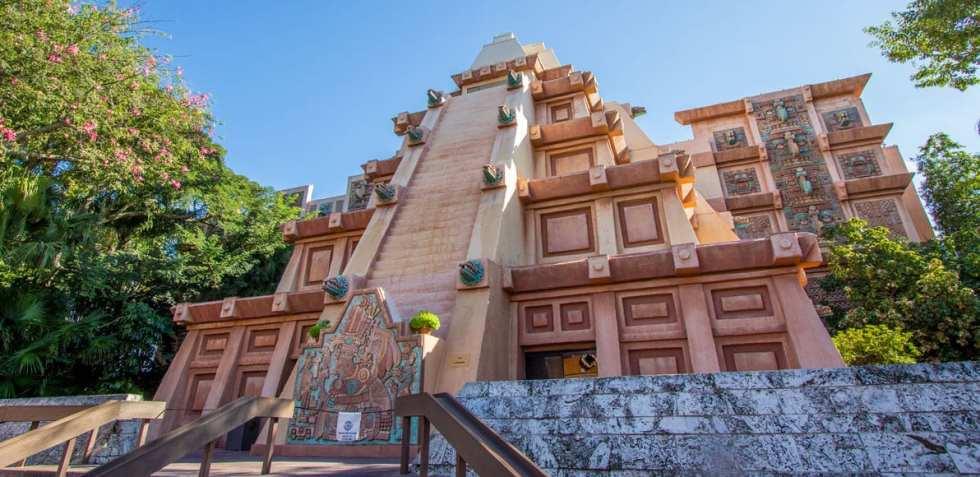 Mexico Pavilion, Epcot