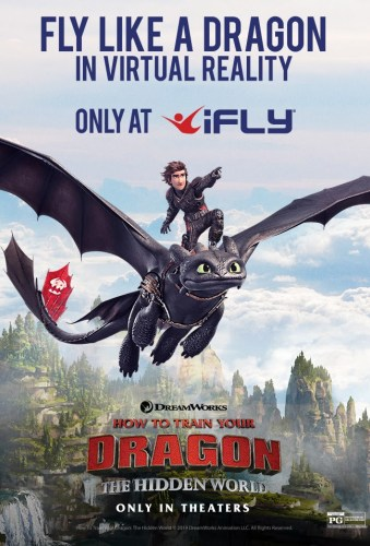 ifly How To Train Your Dragon VR