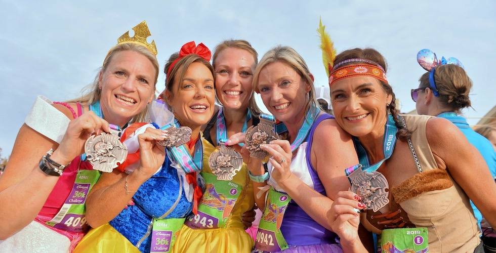 disneyland paris princess run