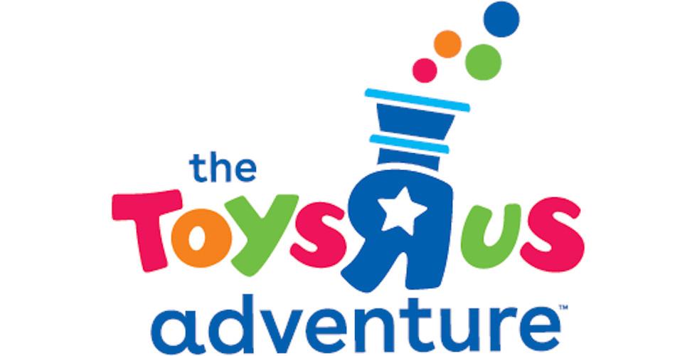 Toys R Us Adventure logo