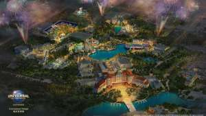 Universal Beijing Resort announces Jurassic World dark ride, WaterWorld land and more