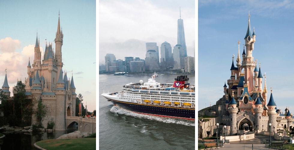 Walt Disney World, Disney Cruise Line, Disneyland Paris to close ...