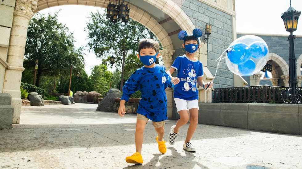 Disney. Make-A-Wish team up for 'Wishes Come True Blue' collection