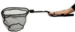 Yak Attack Leverage Landing Nets