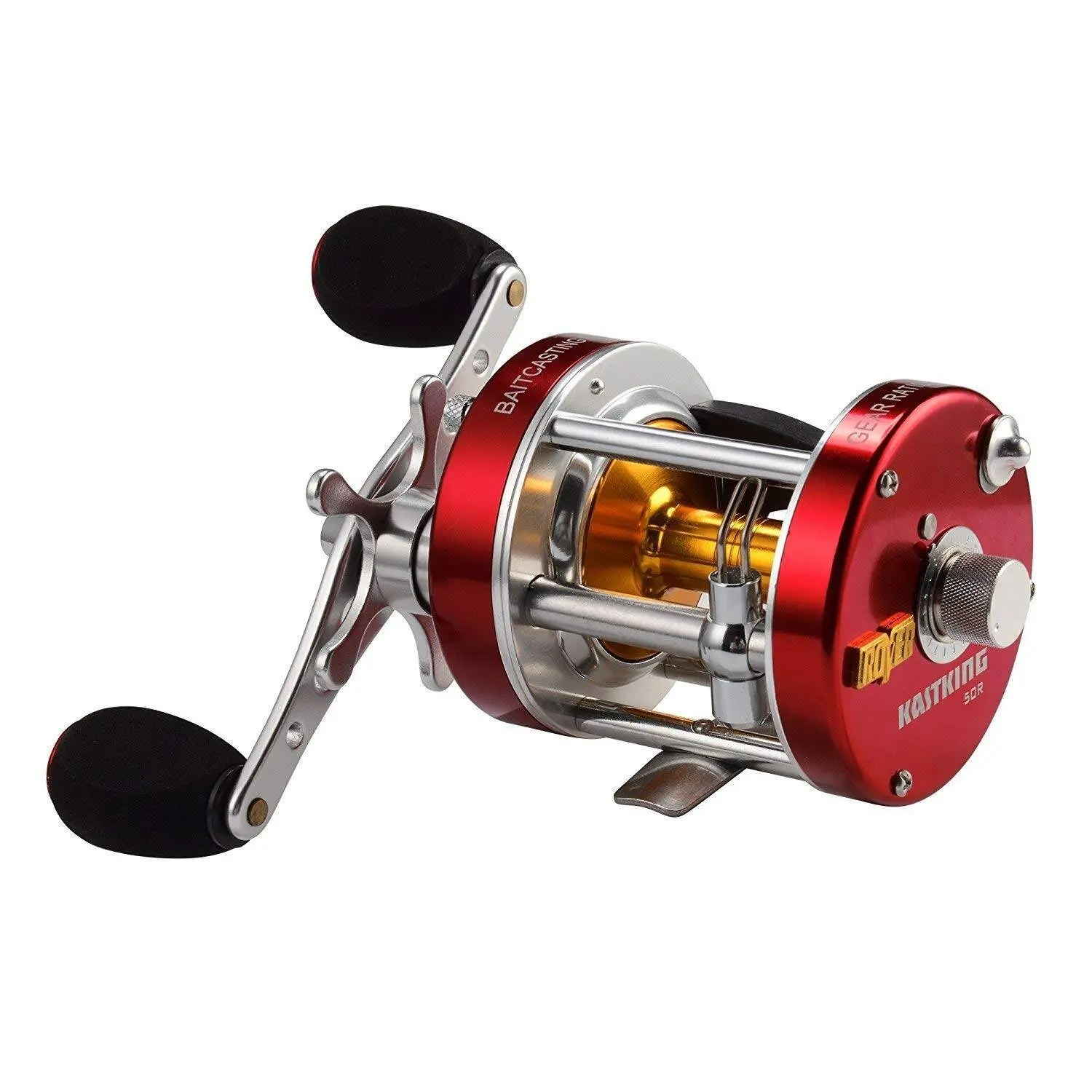 KastKing Rover Round Reel Review No 1 Rated Conventional Reel