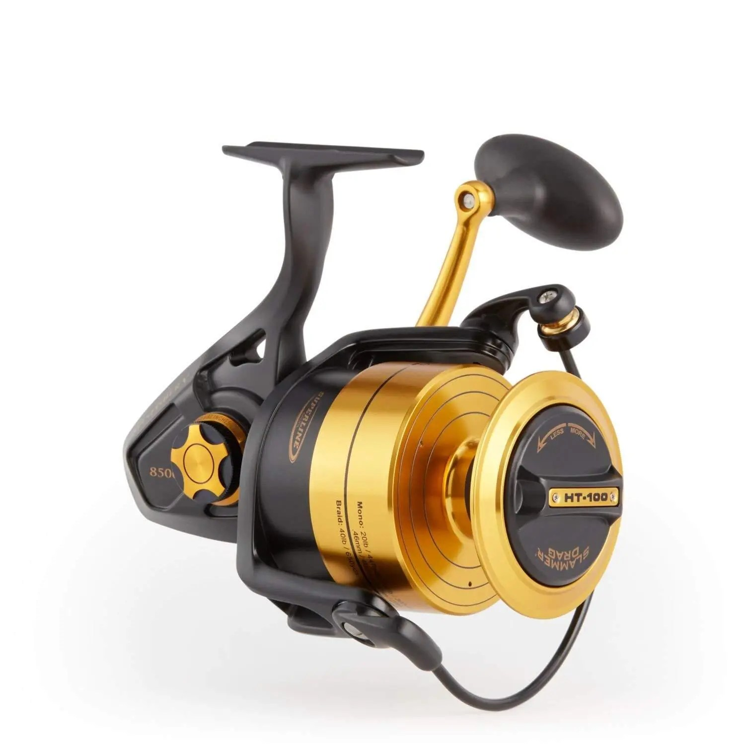 Penn Spinfisher V & VI Spinning Fishing Reels