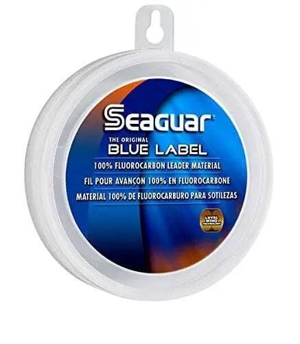 Seaguar Blue Label 25 Yards Fluorocarbon Leader